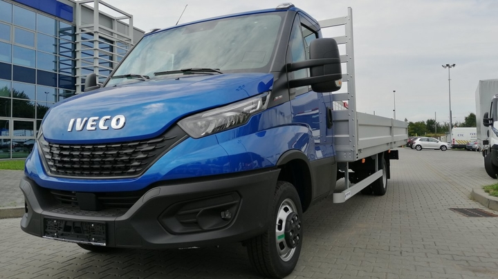 IVECO Daily 50C16H SKRZYNIA